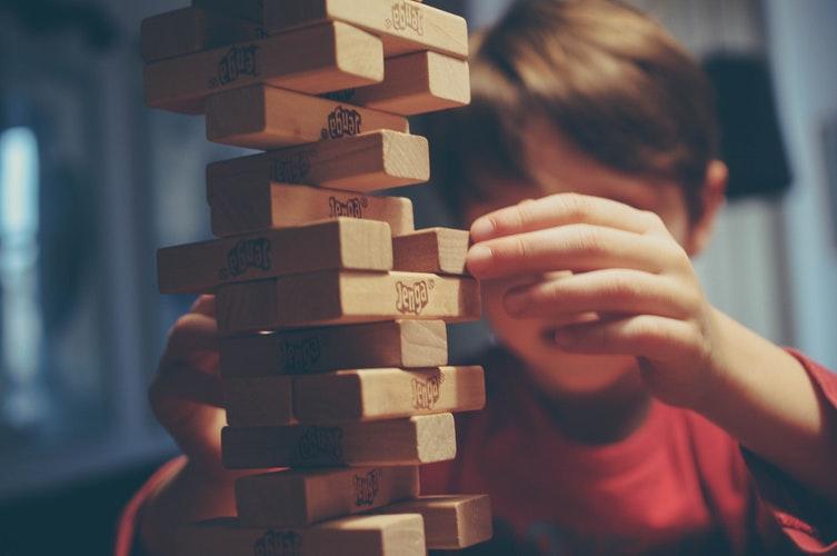 Permainan yang Bisa Mengasah Otak Anak