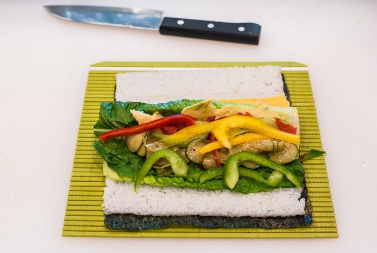 Cara membuat sushi enak dirumah