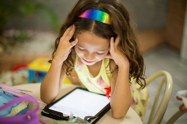 Aplikasi untuk Belajar Anak